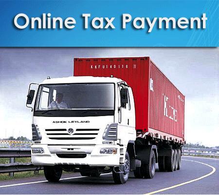 parivahan online tax payment