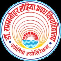 Dr. RMLAU Logo