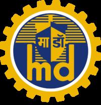 Mazagon Dock Logo